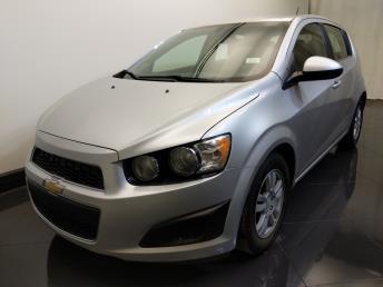 2015 Chevrolet Sonic LT - 1730033102