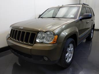 2009 Jeep Grand Cherokee Laredo - 1730033114