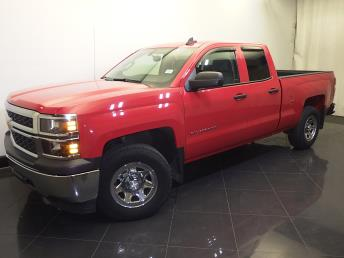 2015 Chevrolet Silverado 1500 Double Cab LS 6.5 ft - 1730033118