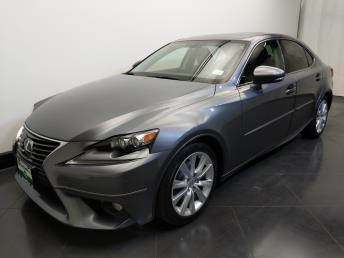 2014 Lexus IS 250  - 1730033120
