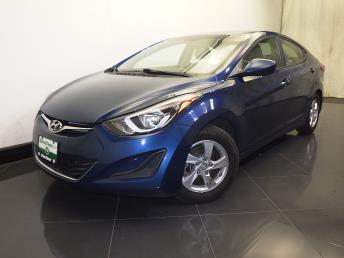 2014 Hyundai Elantra SE - 1730033130