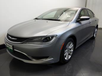 2015 Chrysler 200 Limited - 1730033152