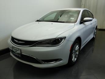 2016 Chrysler 200 Limited - 1730033168