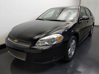 2016 Chevrolet Impala Limited LT - 1730033275