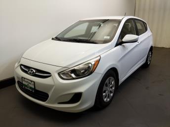2015 Hyundai Accent GS - 1730033378