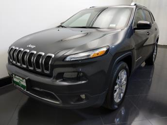 2015 Jeep Cherokee Limited - 1730033390
