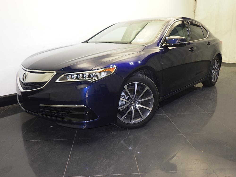 2015 acura tlx 3 5 for sale in richmond 1730033445 drivetime. Black Bedroom Furniture Sets. Home Design Ideas