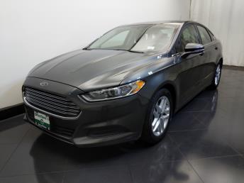 2015 Ford Fusion SE - 1730033450