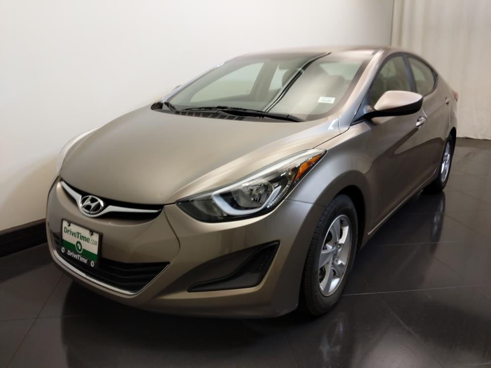 2014 hyundai elantra se for sale in norfolk 1730033466 drivetime. Black Bedroom Furniture Sets. Home Design Ideas