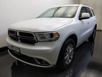 Used 2016 Dodge Durango