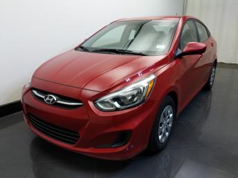 2016 Hyundai Accent SE - 1730033522