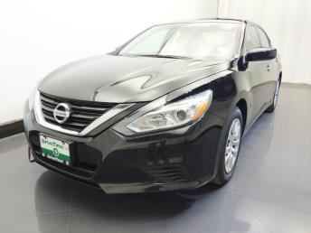 2016 Nissan Altima 2.5 S - 1730033527
