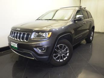 2015 Jeep Grand Cherokee Limited - 1730033570