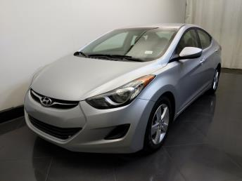 2013 Hyundai Elantra GLS - 1730033637