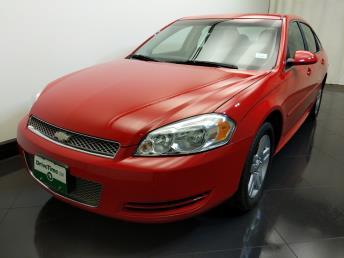 2012 Chevrolet Impala LT - 1730033687