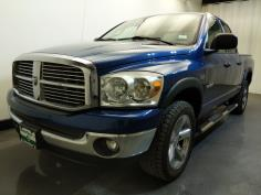 2008 Dodge Ram 1500 Quad Cab ST 6.25 ft
