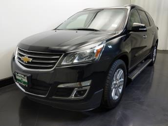 2014 Chevrolet Traverse LT - 1730033749