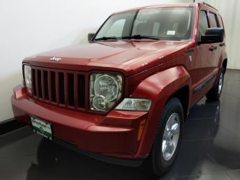 Used 2010 Jeep Liberty