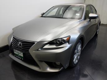 2014 Lexus IS 250  - 1730033843