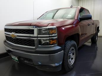 2015 Chevrolet Silverado 1500 Double Cab LS 6.5 ft - 1730033845