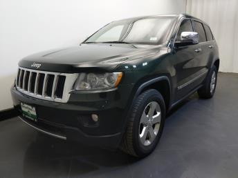 2011 Jeep Grand Cherokee Limited - 1730033885