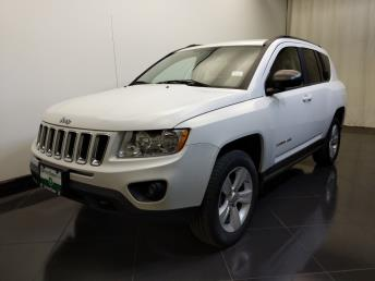 2011 Jeep Compass Limited - 1730033888