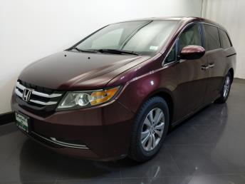 2015 Honda Odyssey EX-L - 1730033905