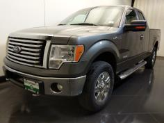2012 Ford F-150 Super Cab XLT 6.5 ft