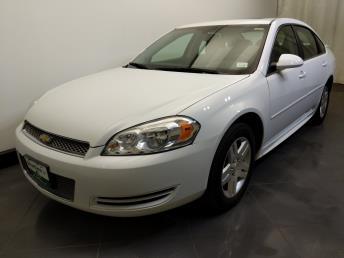 2012 Chevrolet Impala LT - 1730033941