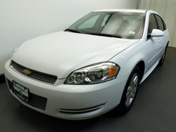2016 Chevrolet Impala Limited LT - 1730033982