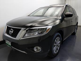 2015 Nissan Pathfinder SV - 1730033999