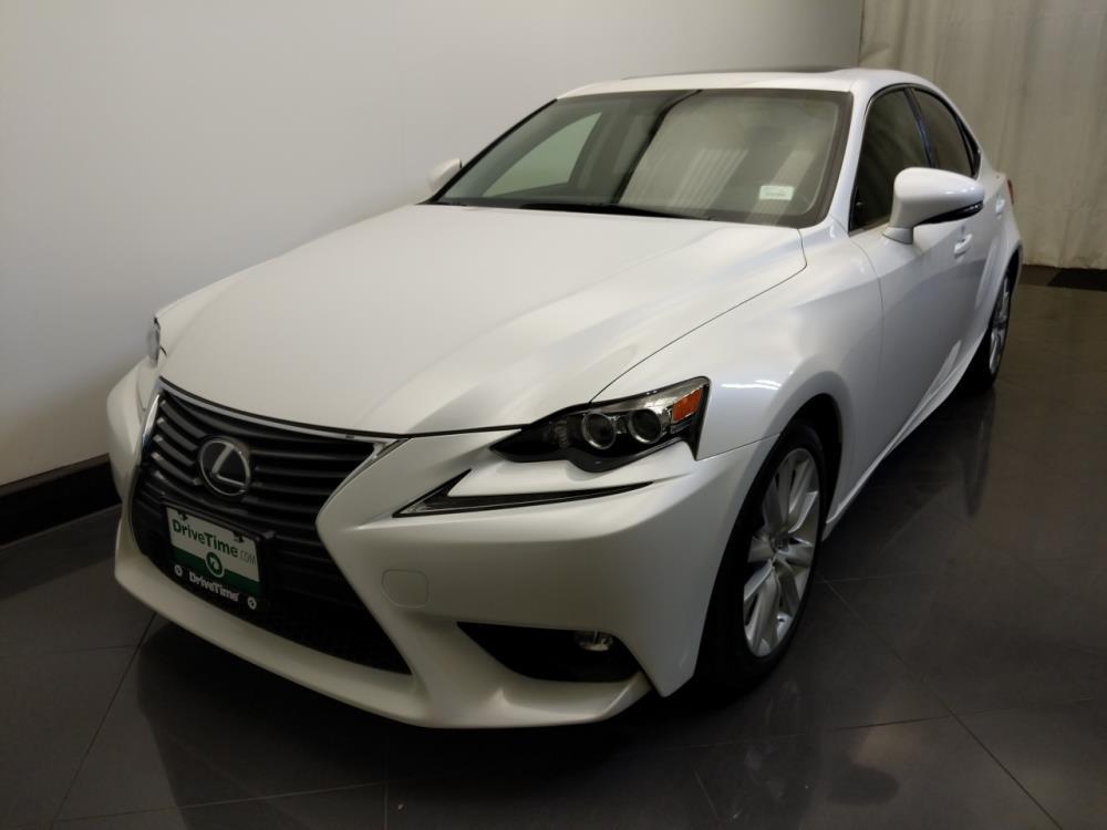 Owings Mills Lexus >> 2015 Lexus IS 250 for sale in Baltimore   1730034001   DriveTime