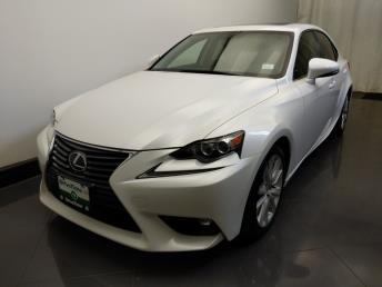 Used 2015 Lexus IS