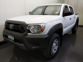 2013 Toyota Tacoma Double Cab PreRunner 5 ft - 1730034019