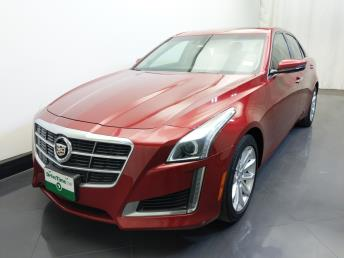 2014 Cadillac CTS 2.0 Luxury Collection - 1730034045