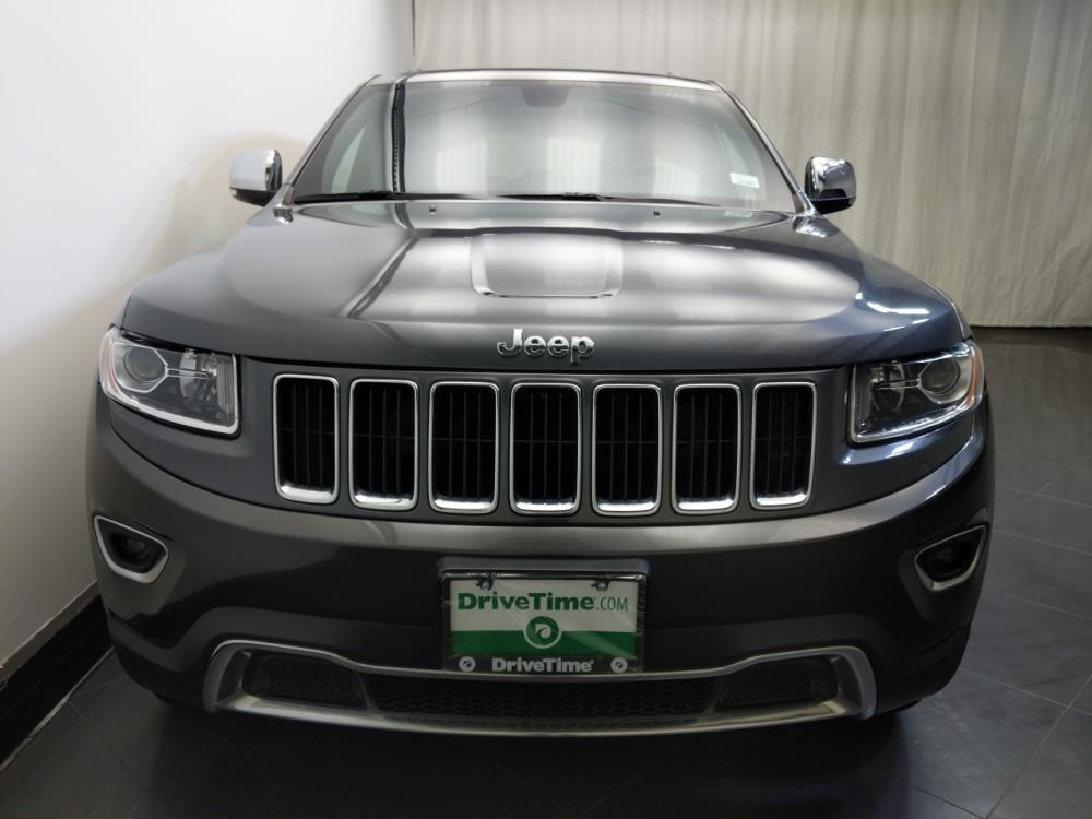 2015 Jeep Grand Cherokee Limited - 1730034046