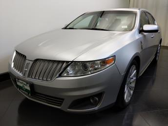2010 Lincoln MKS  - 1730034087