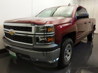 2015 Chevrolet Silverado 1500 Double Cab Work Truck 6.5 ft - 1730034189
