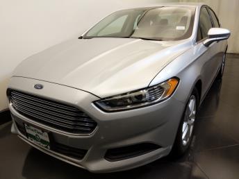 2016 Ford Fusion SE - 1730034232