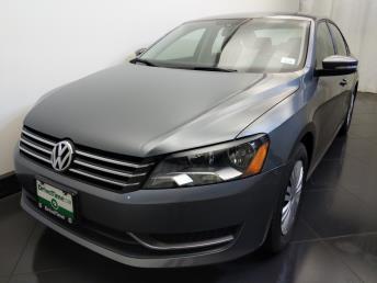 2015 Volkswagen Passat 1.8T S - 1730034273