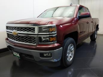 2015 Chevrolet Silverado 1500 Double Cab LT 6.5 ft - 1730034282