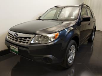 Used 2013 Subaru Forester