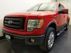 2009 Ford F-150 Super Cab FX4 6.5 ft
