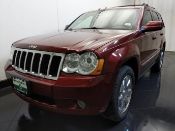2008 Jeep Grand Cherokee Limited - 1730034372