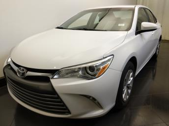 2016 Toyota Camry XLE - 1730034404