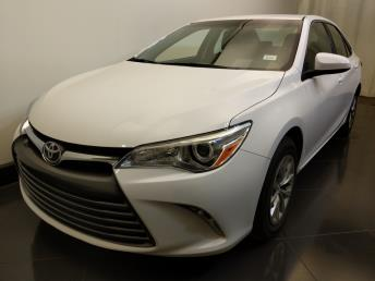 2016 Toyota Camry LE - 1730034406