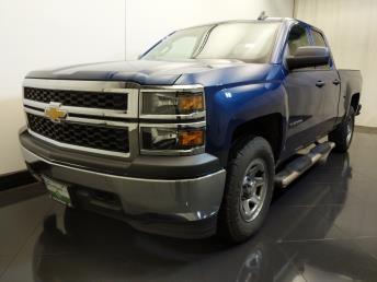 2015 Chevrolet Silverado 1500 Double Cab LS 6.5 ft - 1730034416