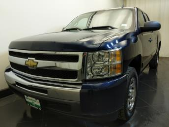 2011 Chevrolet Silverado 1500 Extended Cab LS 6.5 ft - 1730034479