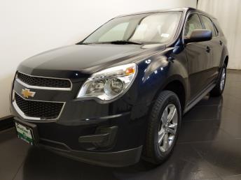 2015 Chevrolet Equinox LS - 1730034480