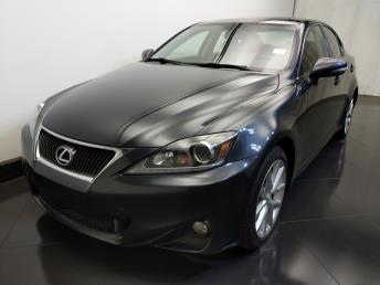 2011 Lexus IS 250  - 1730034488
